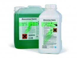 Descoton® Forte fertőtlenítőszer eszközökhöz és endoszkópokhoz