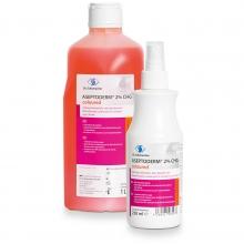 ASEPTODERM® 2% CHG coloured  színezett alkoholos bőrfertőtlenítő szer