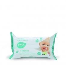 BABY WIPES SENSITIVE tisztító törlőkendő babaápoláshoz