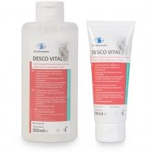 DESCO VITAL GEL vitalizáló gél bőrbe történő bedörzsöléshez
