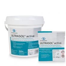 ULTRASOL active  perecetsav hatóanyagú, por koncentrátum felületfertőtlenítéshez