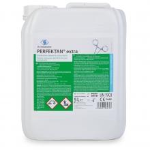 PERFEKTAN extra aldehidmentes, folyékony koncetrátum kézi eszközfertőtlenítéshez és tisztításhoz