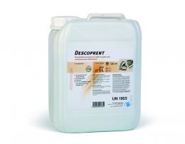 Descoprent fertőtlenítőszer öntőformákhoz és fogtechnikai munkadarabokhoz