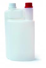 VEGYSZERADAGOLÓ FLAKON 1 L-es adagoló palack vegyszerek pontos kiméréséhez