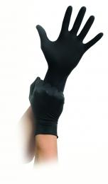 MaiMed® - Black LX PF latex kesztyű